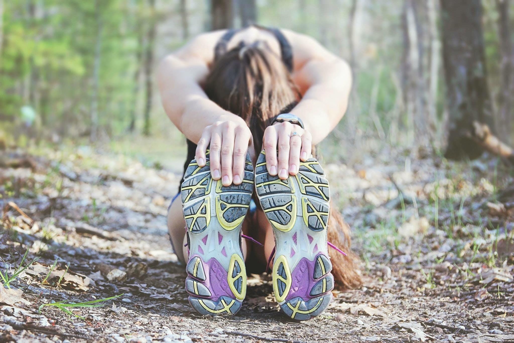 la fitness goals trail marathon
