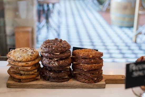 republique dark chocoalte chip la best cookies