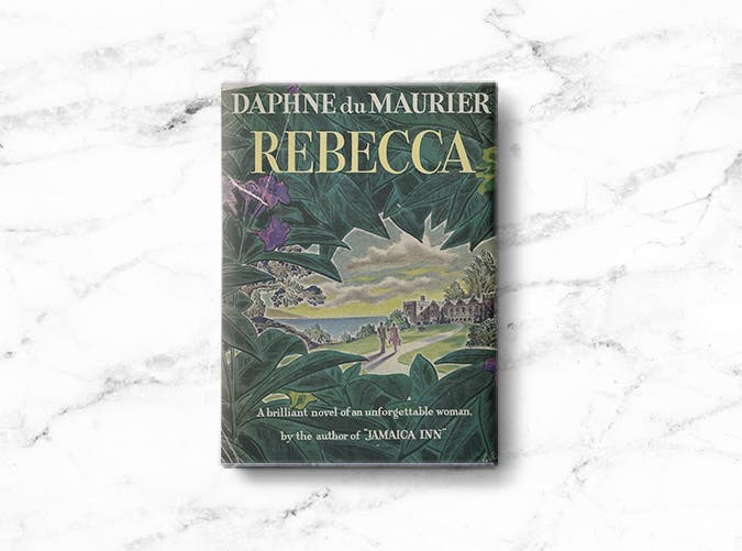 an analysis of the 20th century in the book rebecca by daphne dumaurier Suspicion within daphne du maurier's own marriage fuelled the tense, macabre plot of rebecca, says matthew dennison.