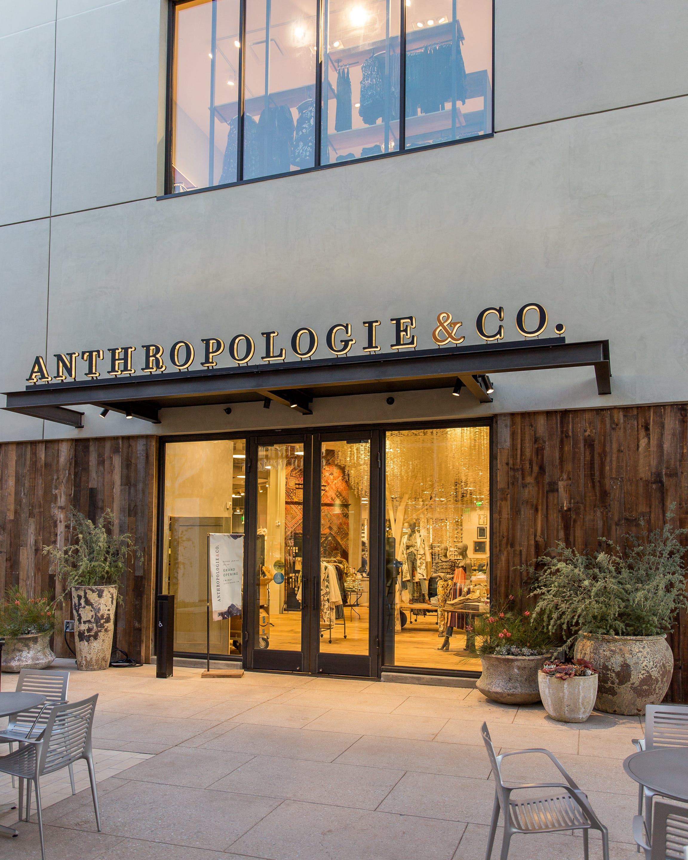 000 Anthropologie   Co. Palo Alto Exterior