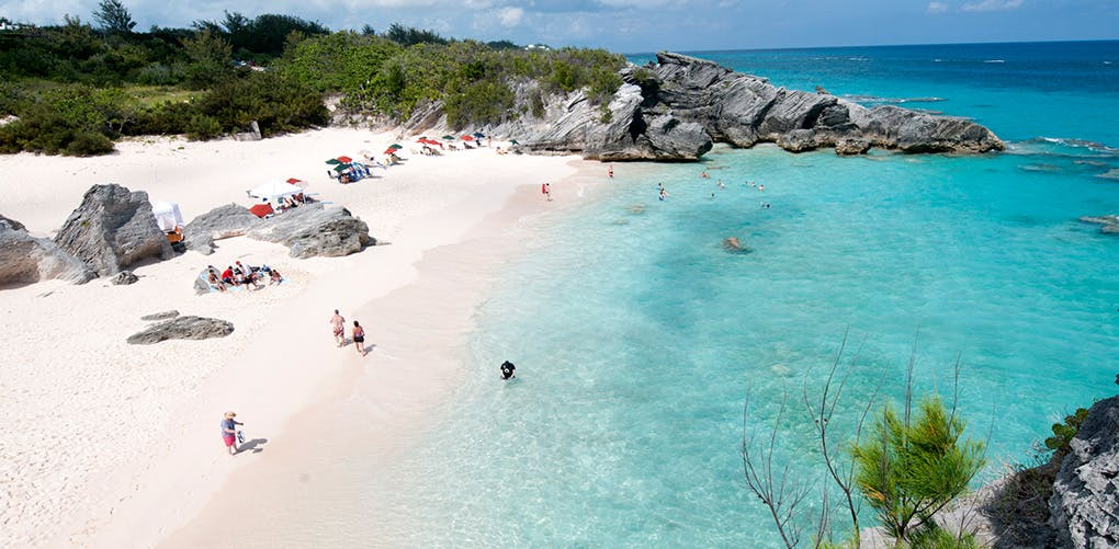 bermuda monthly travel