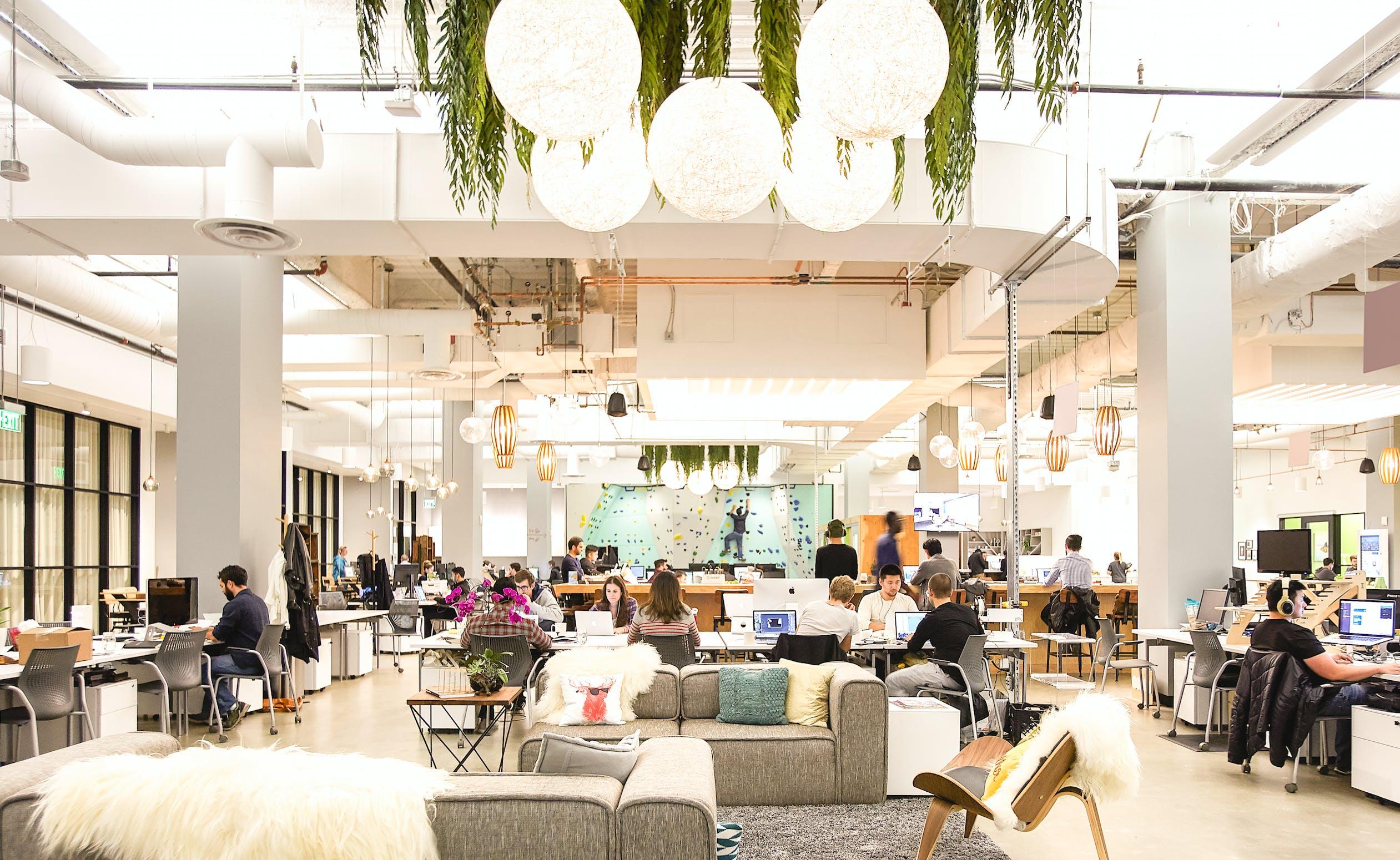 bespoke coworking spaces san francisco