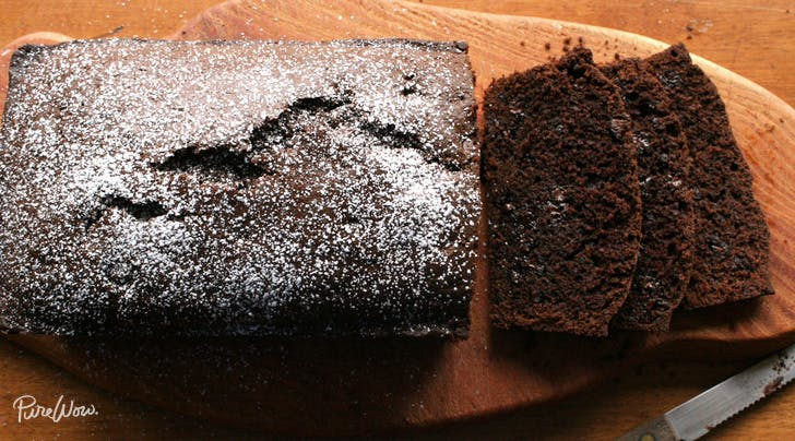 Double-Chocolate Bread