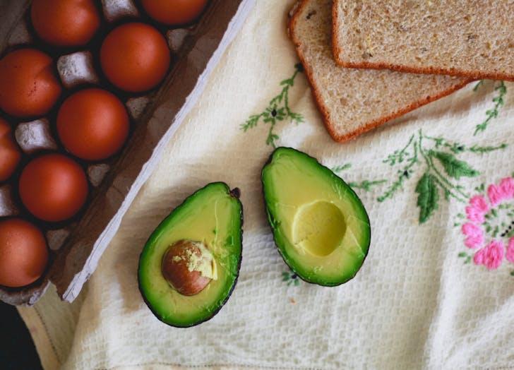 cramps avocado