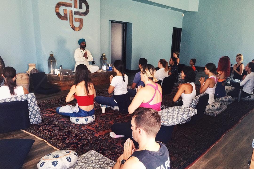 den mediation yoga date night la