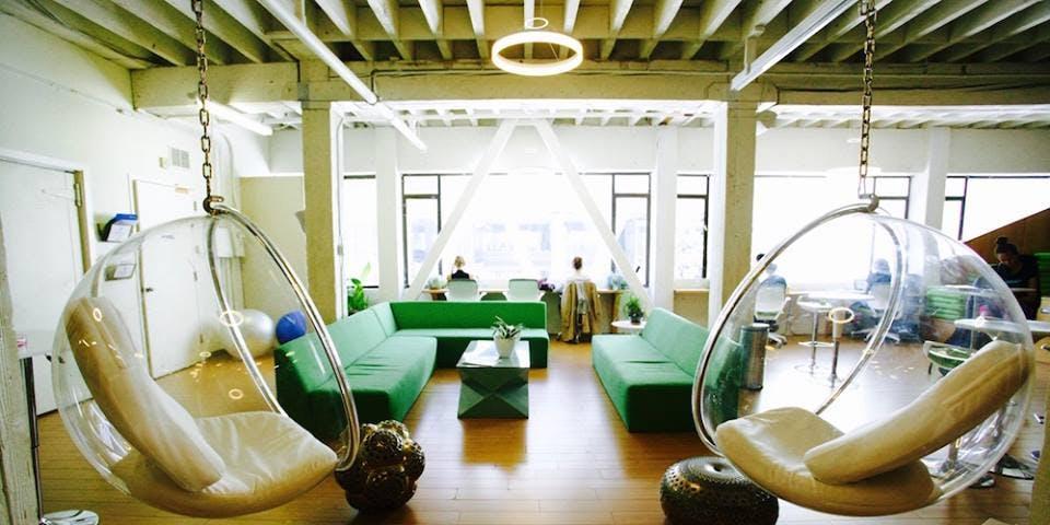 ecosystm coworking spaces san francisco