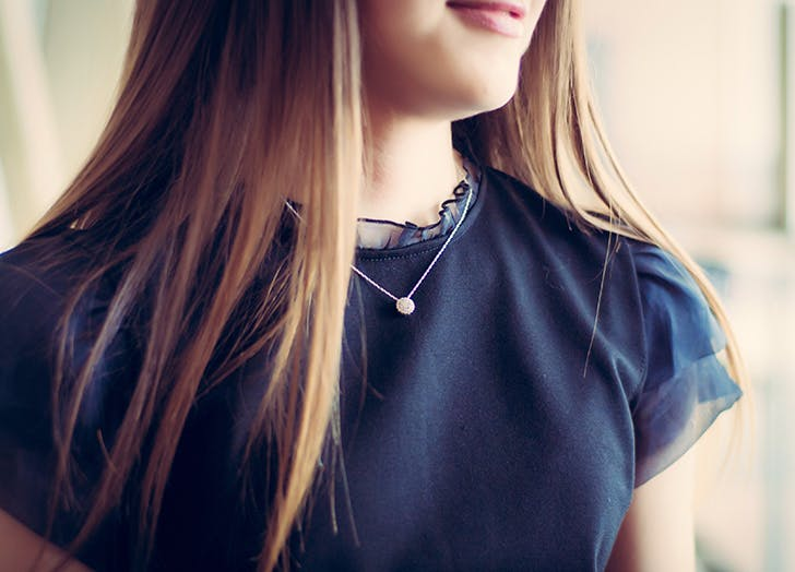 february sale necklace