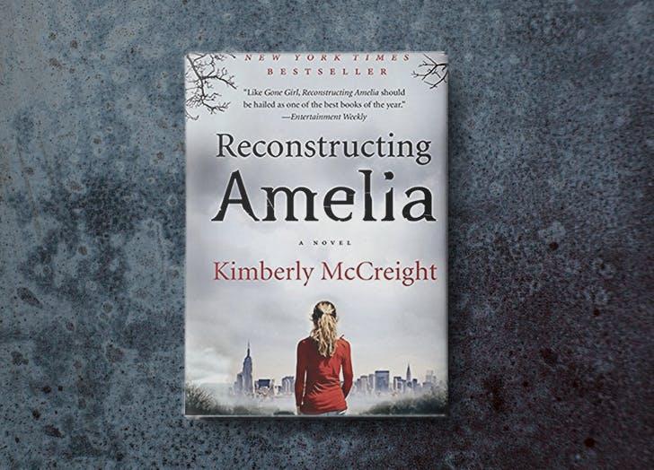 gone girl books amelia