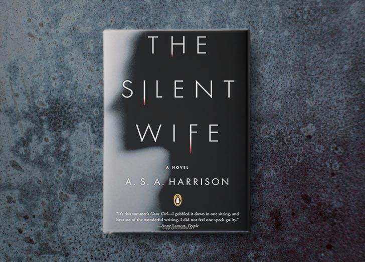 gone girl books silent wife