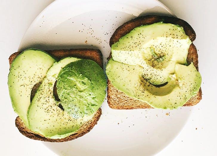 good mood food avocado