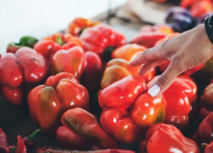 good mood food peppers