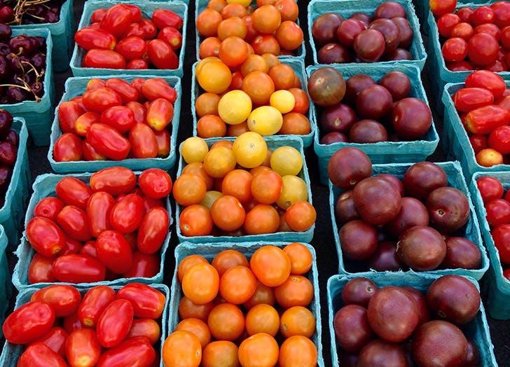 good mood food tomatoes