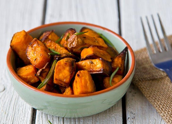 good mood potatoes sweet