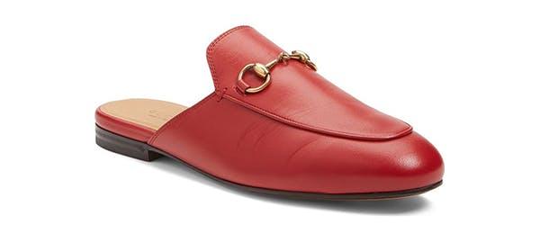 gucci nordstrom slip on loafers dallas