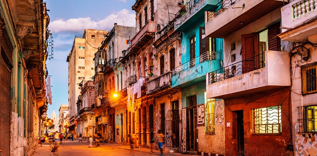 havana monthly travel