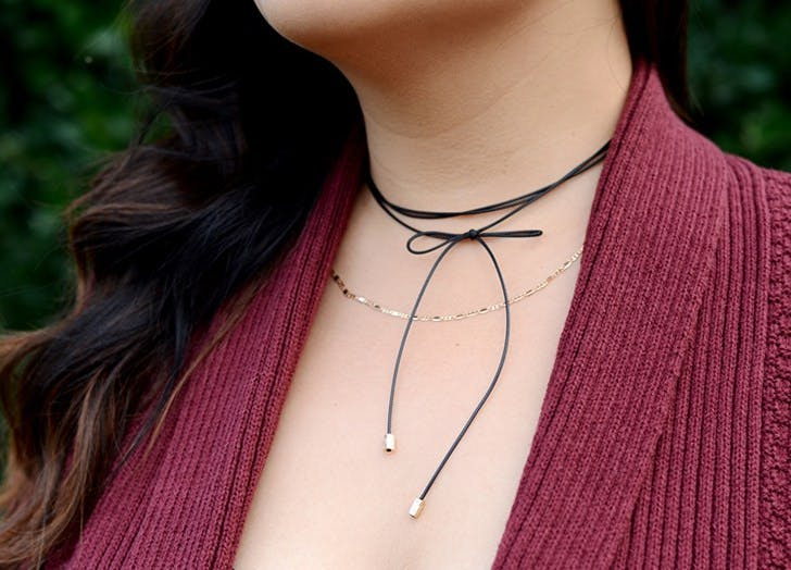 how to style your neck curvy girl chic