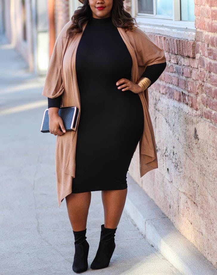 how to style your neck trendy curvy