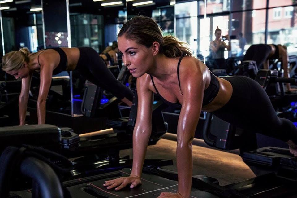lagree fitness studio los angeles neighborhood workout