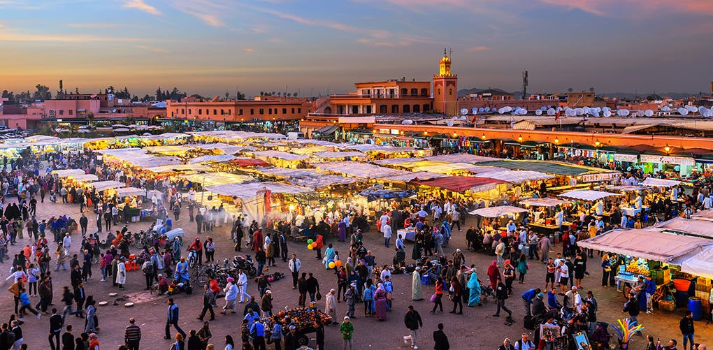 marrakech monthly travel