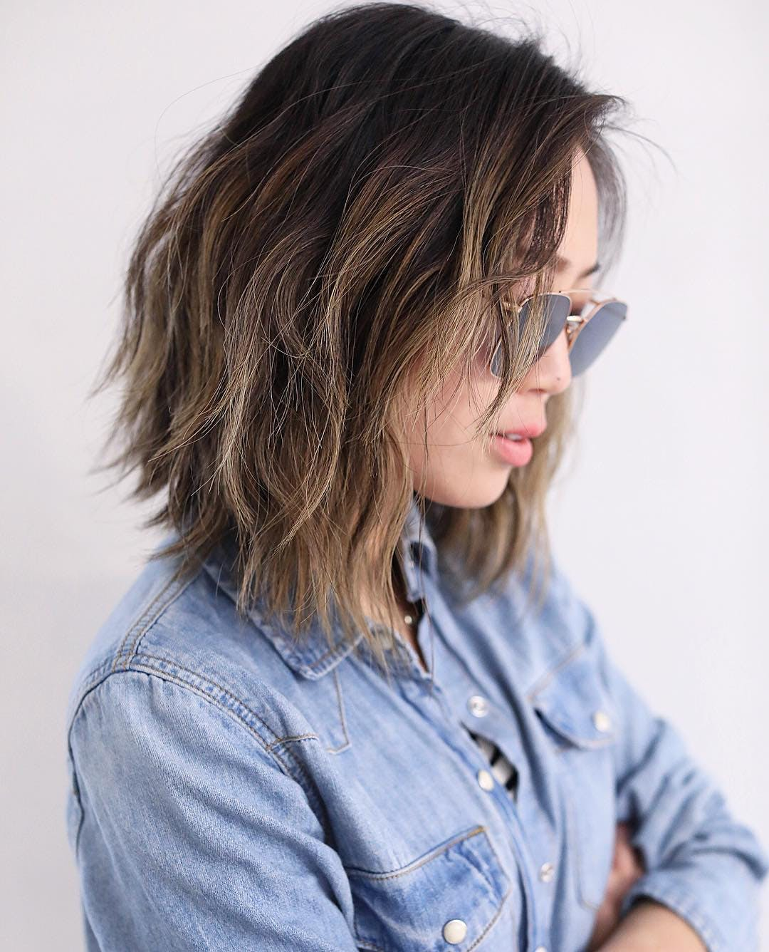 messy bob sf refresh your hair look