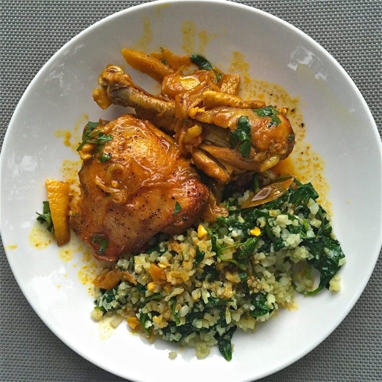 moroccan chicken dallas whole30