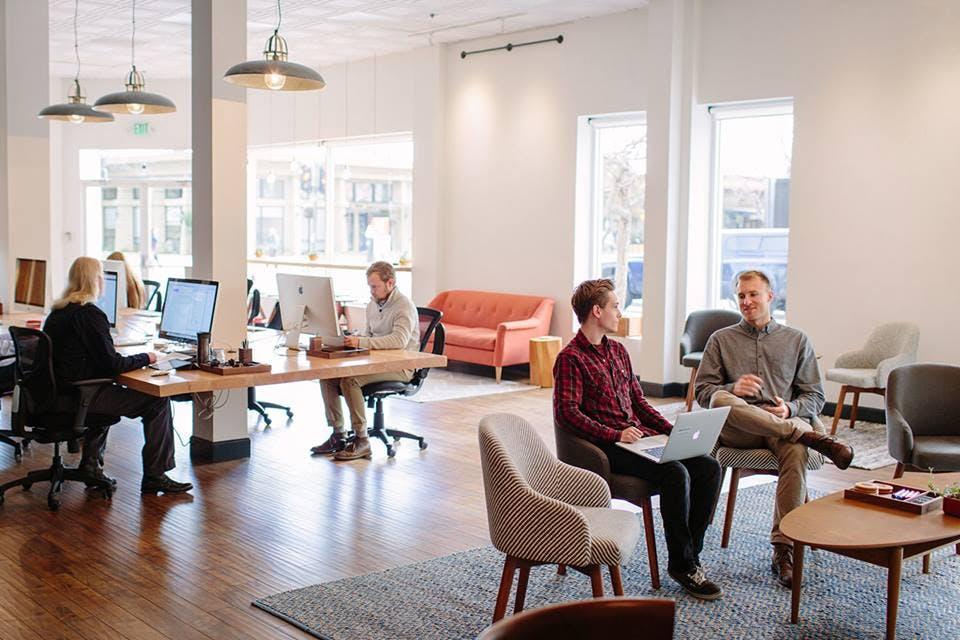nextspace coworking spaces san francisco