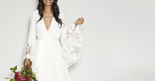 12 Non-Traditional Wedding Dresses In 2017
