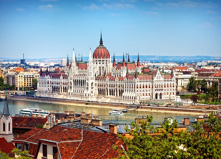 places budapest