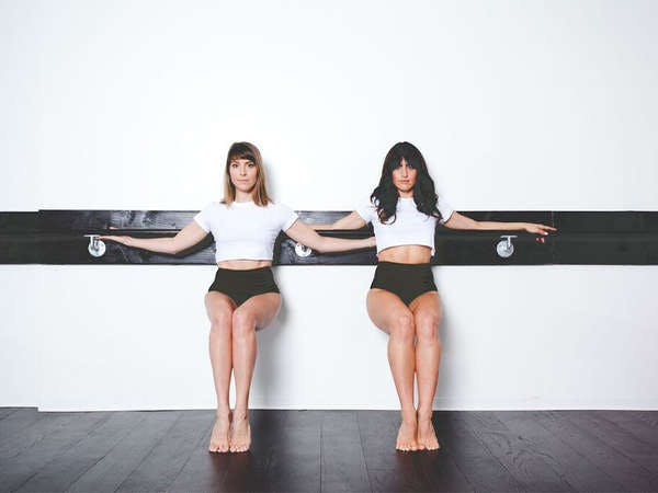 pop physique los angeles neighborhood workout