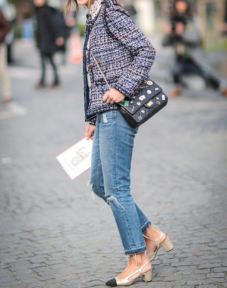 shoe trends slingback