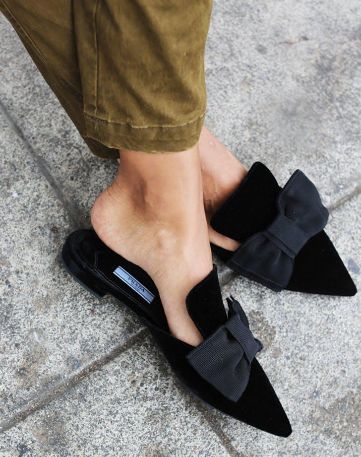 shoe trends slip ons