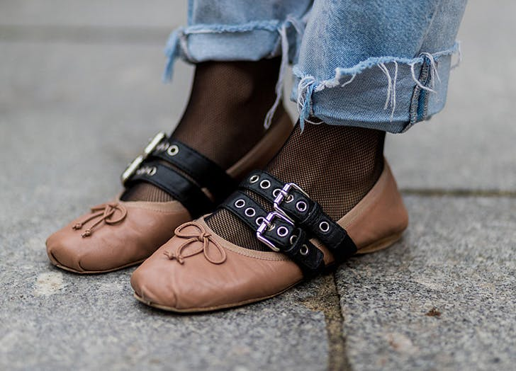 shoes trends buckles