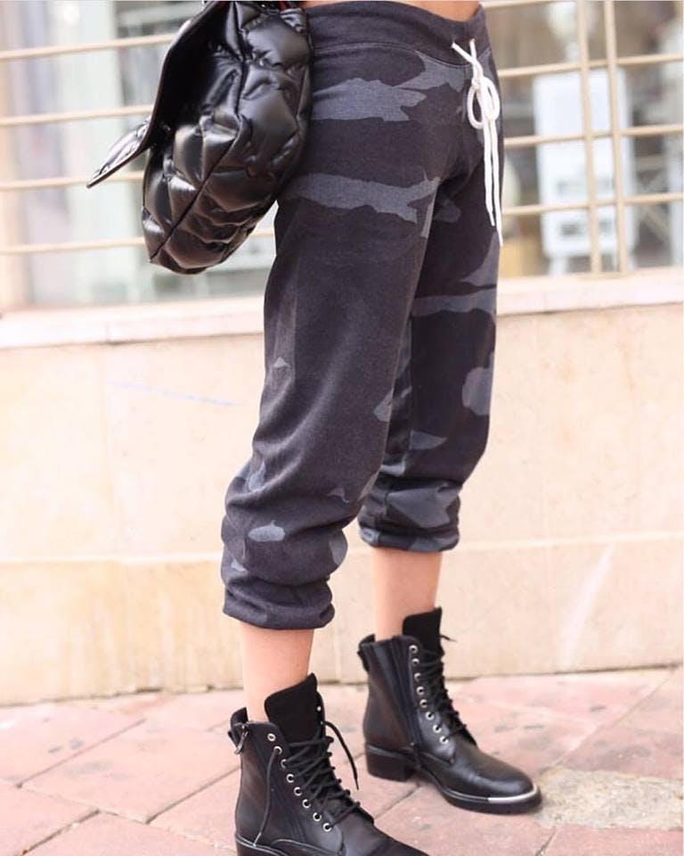 skinny sweatpants  monrow
