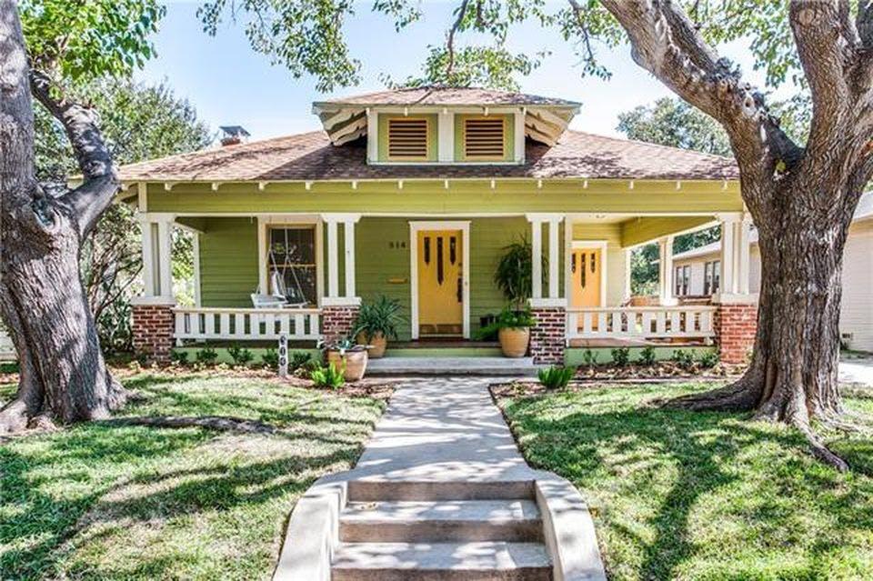 winnetka heights dallas homes on the market jan 2017