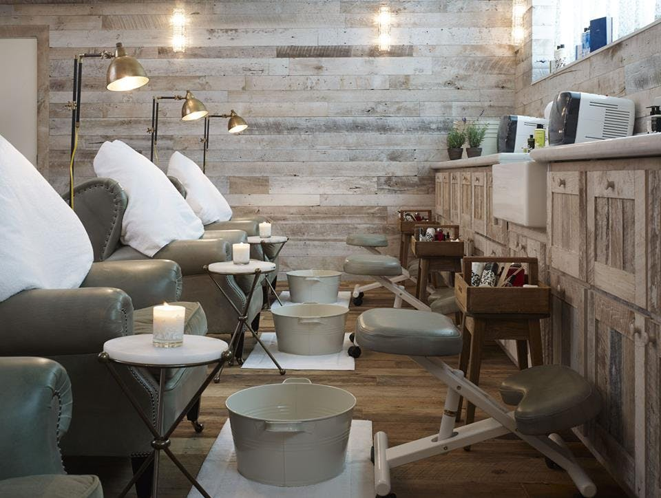 The Cowshed Combo at Cowshed Chicago spa treatments