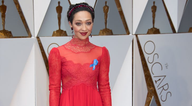 Blue is Popping On the Red Carpet—Heres Why