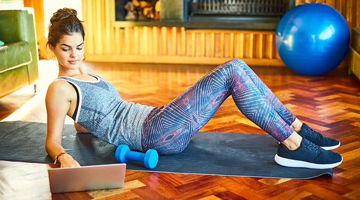 Attention, Lazy Gals: You Can Now Stream NYC Workout Classes at Home