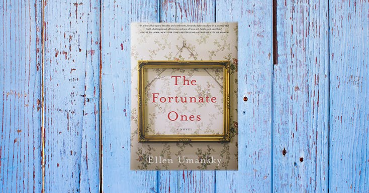 Past Meets Present in a Fabulous New Novel