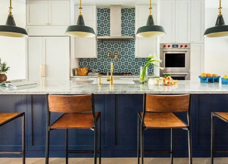 2017 Kitchen Design Trends Purewow