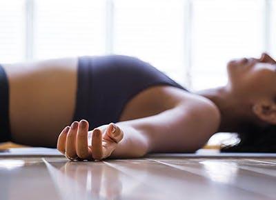 la yoga CAT