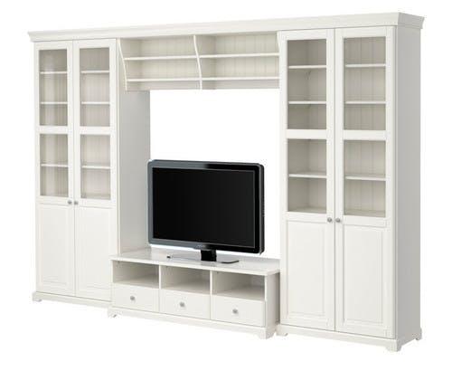 liatorp tv storage combination white  0104364 PE251325 S4