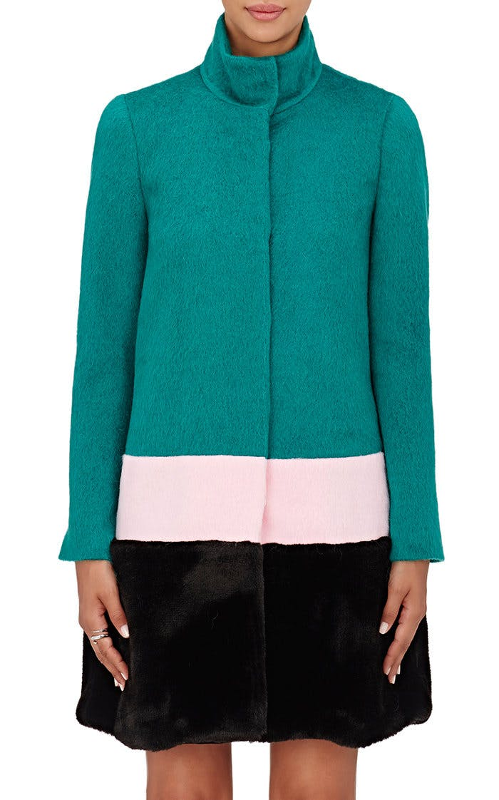 lisa perry sale winter coats chicago