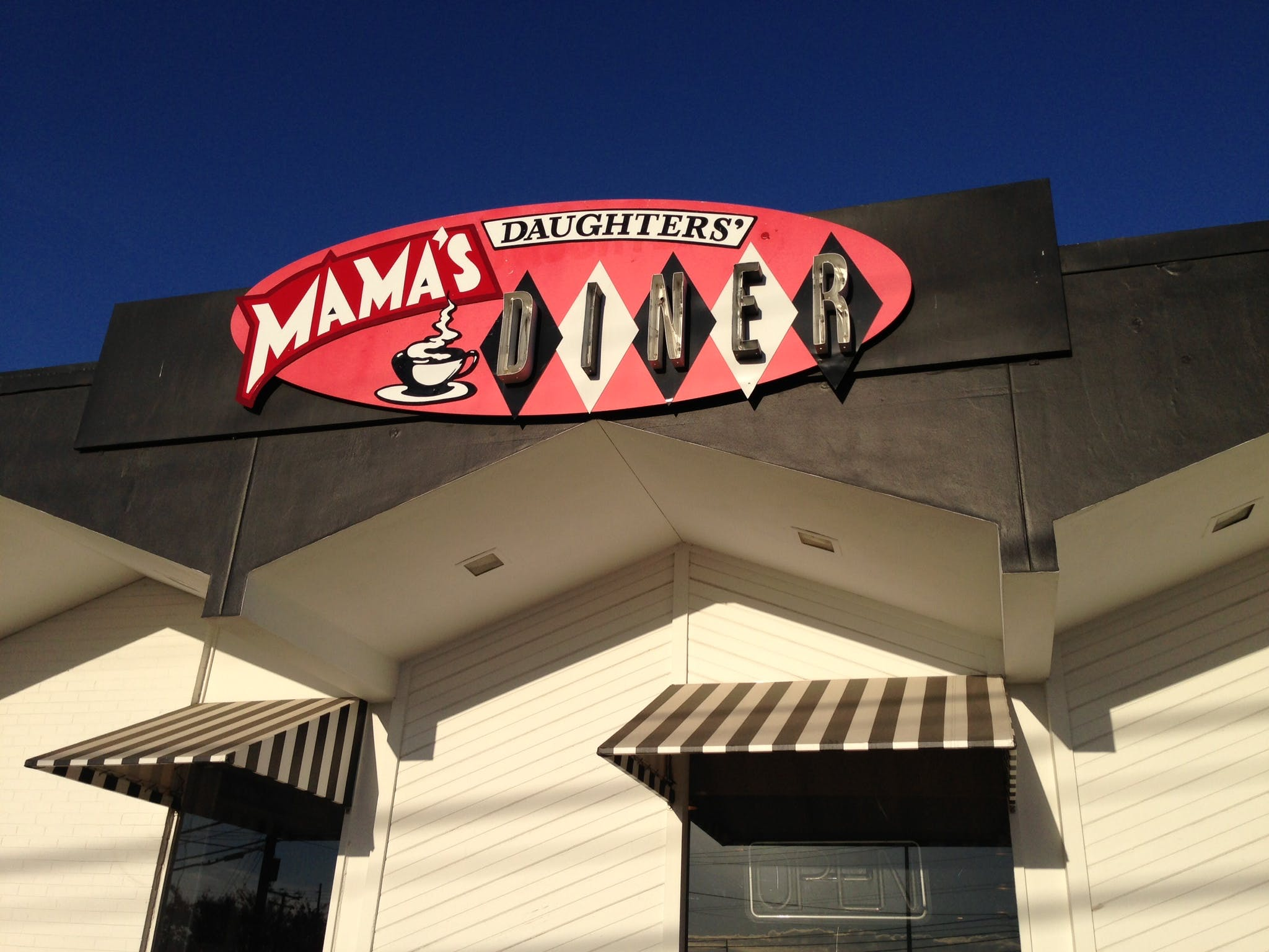 mamas daughters diner dallas iconic