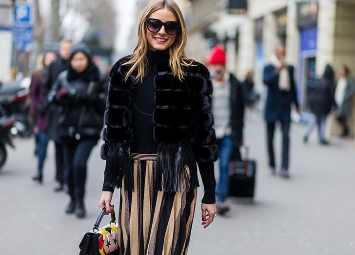 olivia palermo fashion goals NY