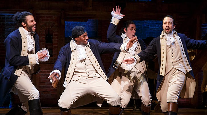 Here's How You're Going to Score 'Hamilton' Tickets