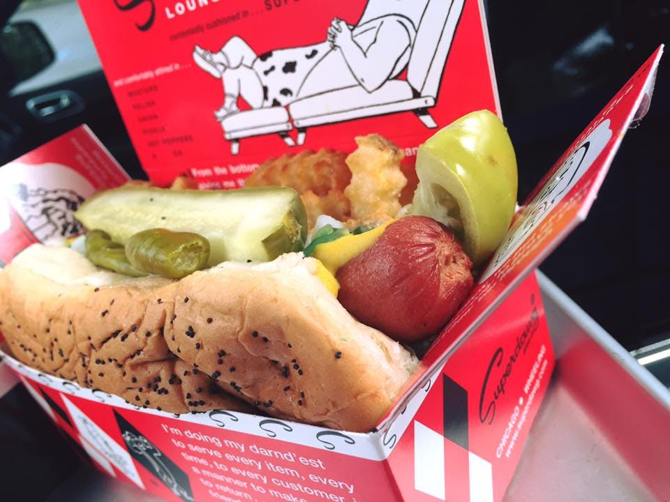superdawg chicago iconic foods