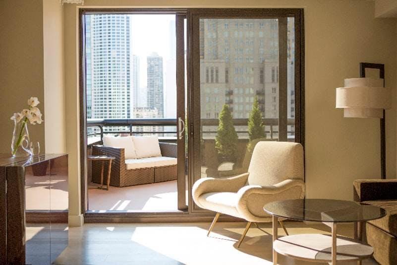 thompson chicago beatiful hotels