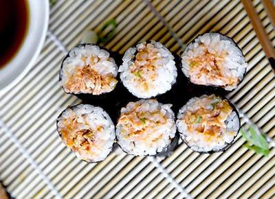 tuna recipes 400