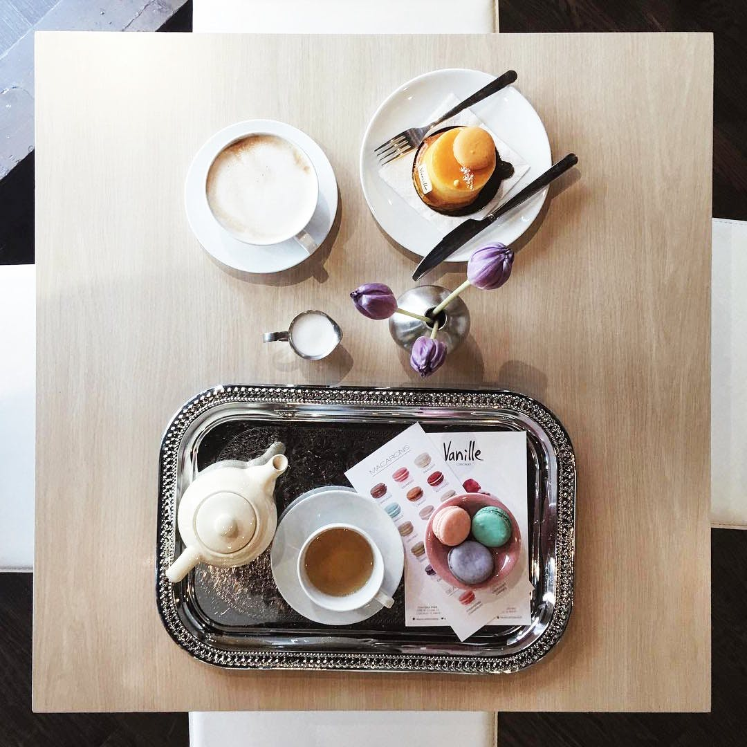 vanille patisserie chi high tea