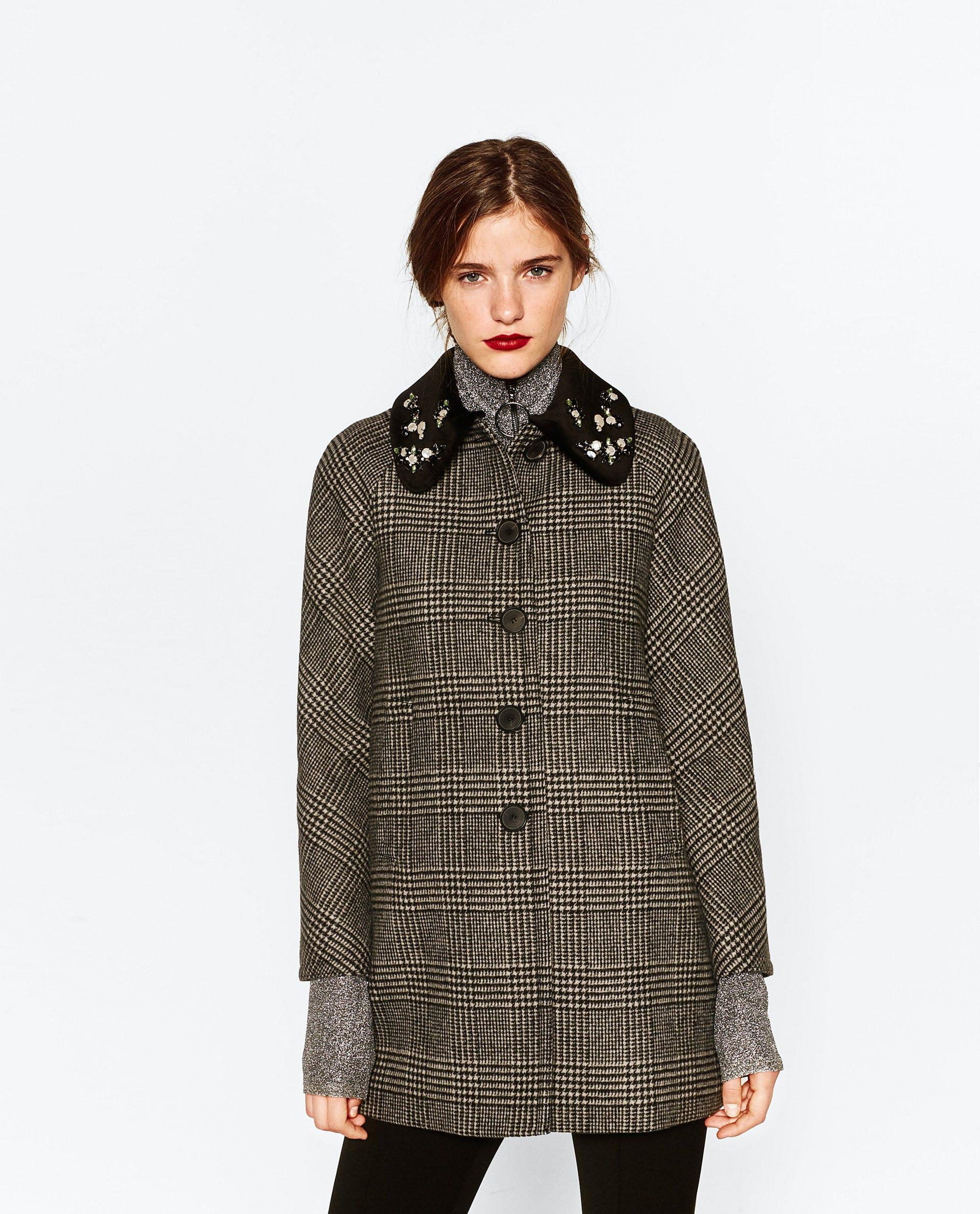 zara sale winter coats chicago